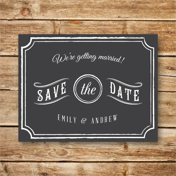 Save Date Cards What Are They