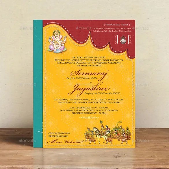 indian wedding cards design templates psd wedding invitation ideas