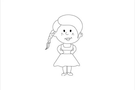 inspirationa how to draw a little girl bournemouthandpoole co how to draw a face really easy drawing tutorial how to draw a face cute nose drawing how to