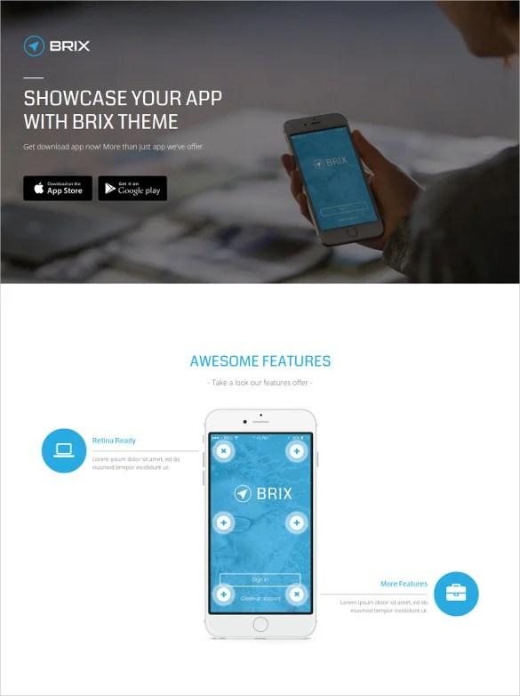 27 App Developers Website Themes Amp Templates Free Amp Premium Templates
