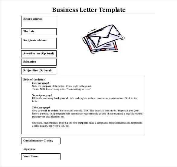 Formal business letter format pdf cover letter sample business letter template 44 free word pdf doents formal spiritdancerdesigns Choice Image