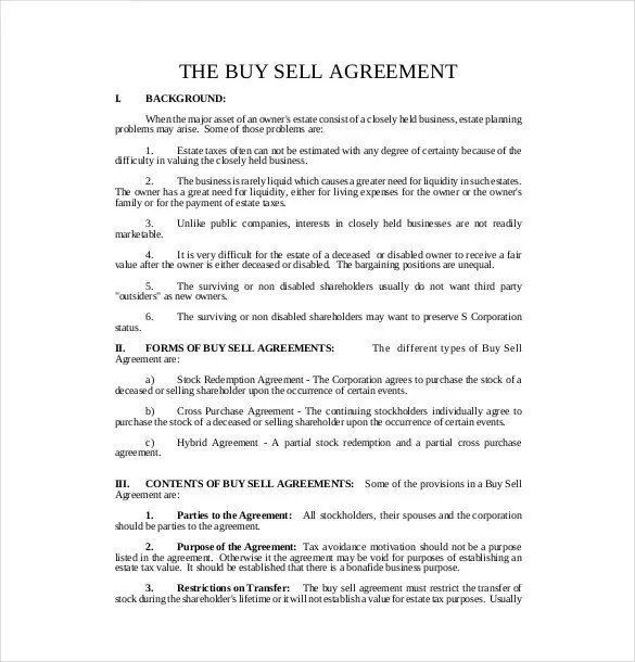 You fill out a form. 25 Buy Sell Agreement Templates Word Pdf Free Premium Templates