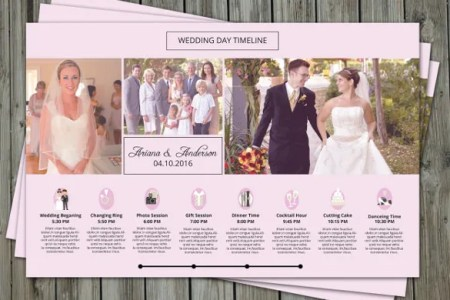 Wedding Timeline Template   42  Free Word  Excel  PDF  PSD  Vector     Attractive Wedding Timeline Template Download