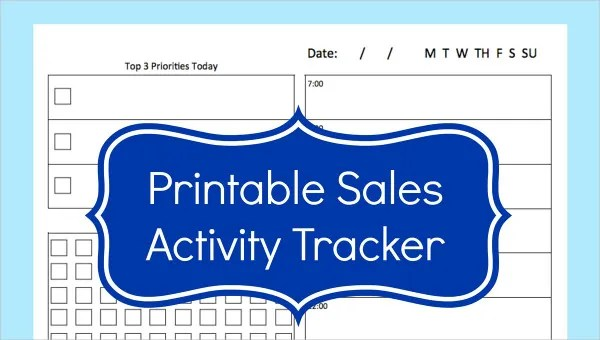Sales lead tracking excel template. 10 Sales Tracking Templates Free Word Excel Pdf Documents Download Free Premium Templates