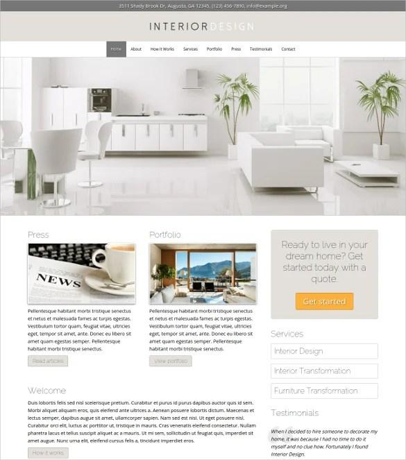 Image Result For Interior Design Companies Websites
