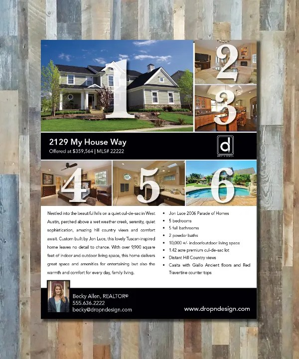 Real Estate Flyers 30 Free PDF PSD AI Vector EPS Format Download Free Amp Premium Templates