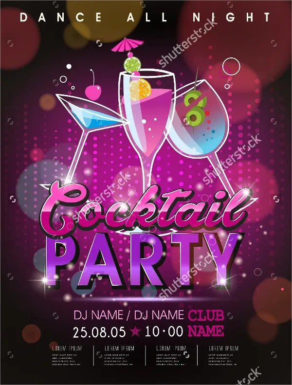 46 Party Flyer Templates PSD AI InDesign Vector EPS Free Premium Templates