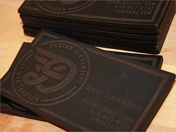 15 Engraved Business Cards Psd Ai Eps Free