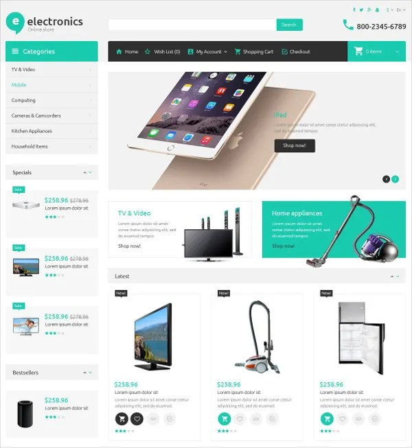 Shopping cart ecommerce bootstrap template $59. 19 Ecommerce Bootstrap Themes Templates Free Premium Templates