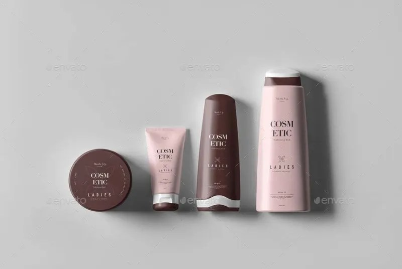 Download 22+ Cosmetic Branding Mockup | Free & Premium Templates