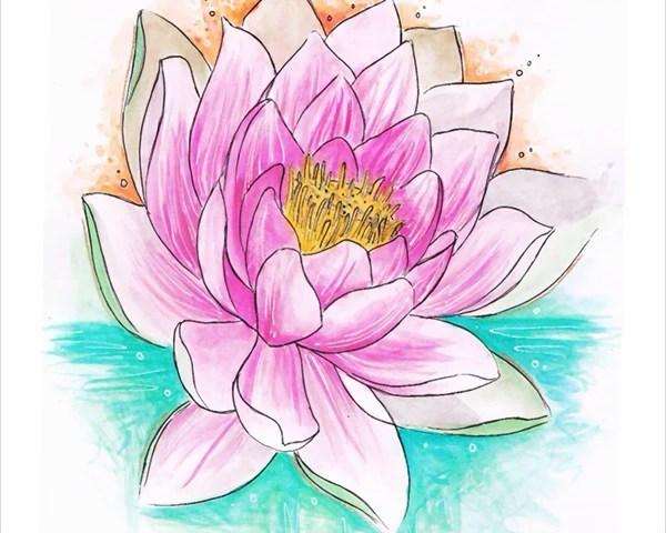19+ Flower Drawings | Free & Premium Templates