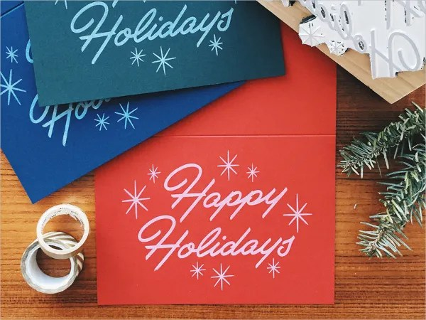19 Free Greeting Card Templates Free PSD Vector AI