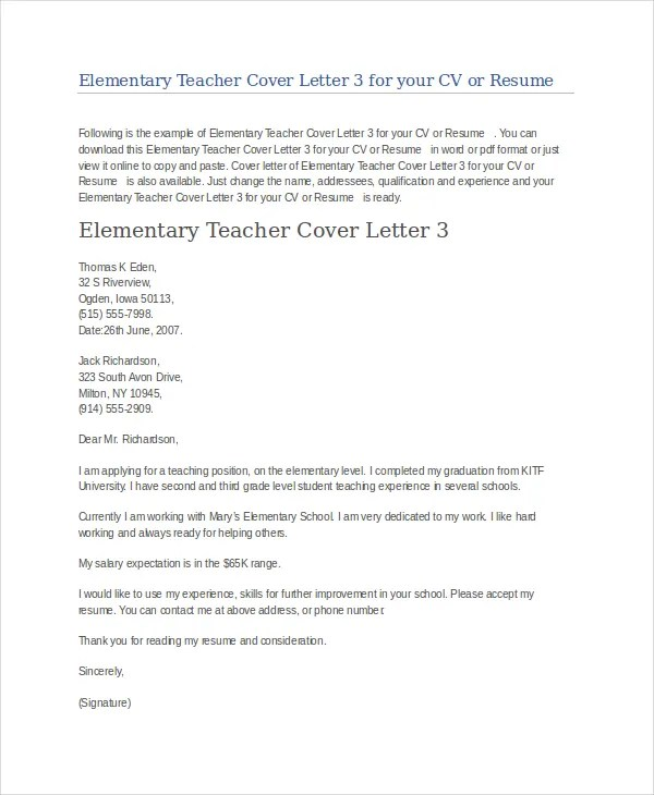 Unique Lying For A Teaching Job Cover Letter 50 With Additional Simple Letters