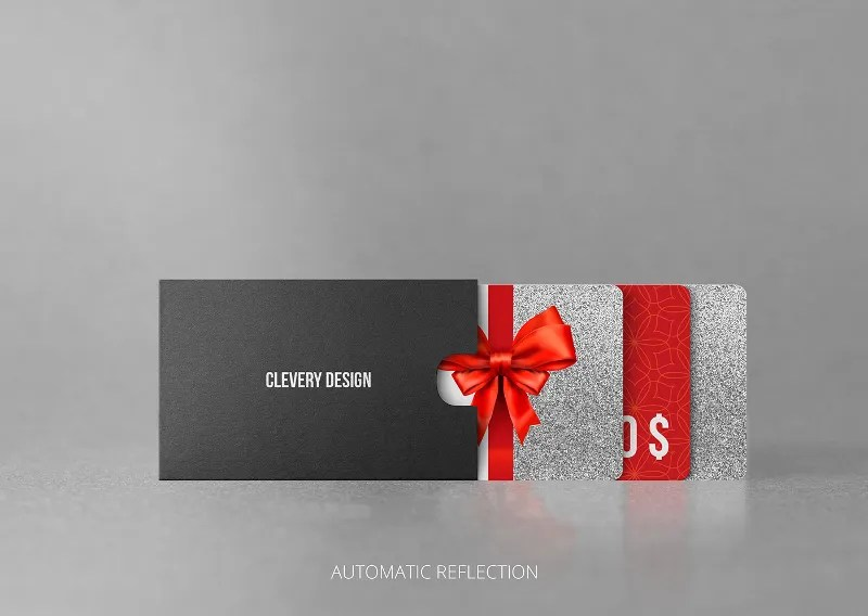 20 Beautiful Gift Card Designs Free Amp Premium Templates