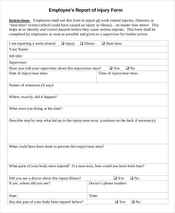 disciplinary write up template