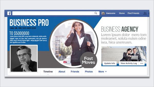 Facebook Cover Template - 9+ Free PSD, Vector AI, EPS ...