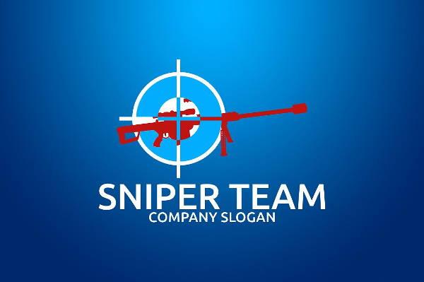 9 Sniper Logos Printable PSD AI Vector EPS Format Download Free Amp Premium Templates