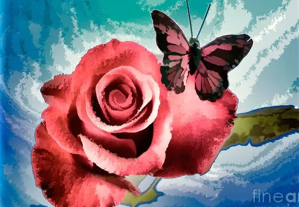 10+ Beautiful Butterfly Painting Ideas