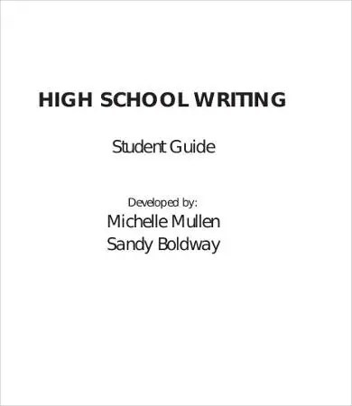 Informative Essay Topics For High School Students | Docoments Ojazlink