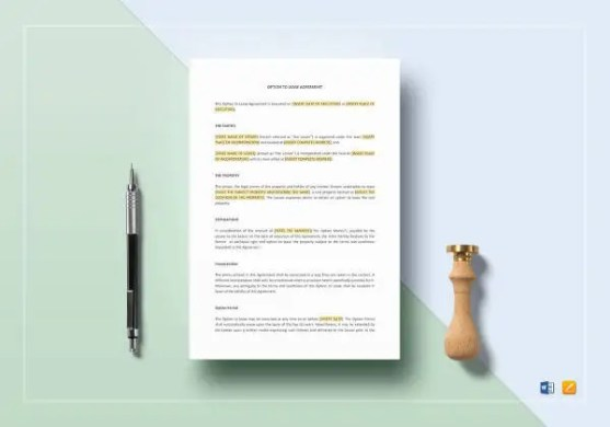 Private Lease Agreement Template   8  Free Word  PDF Documents     Lease Agreement Template