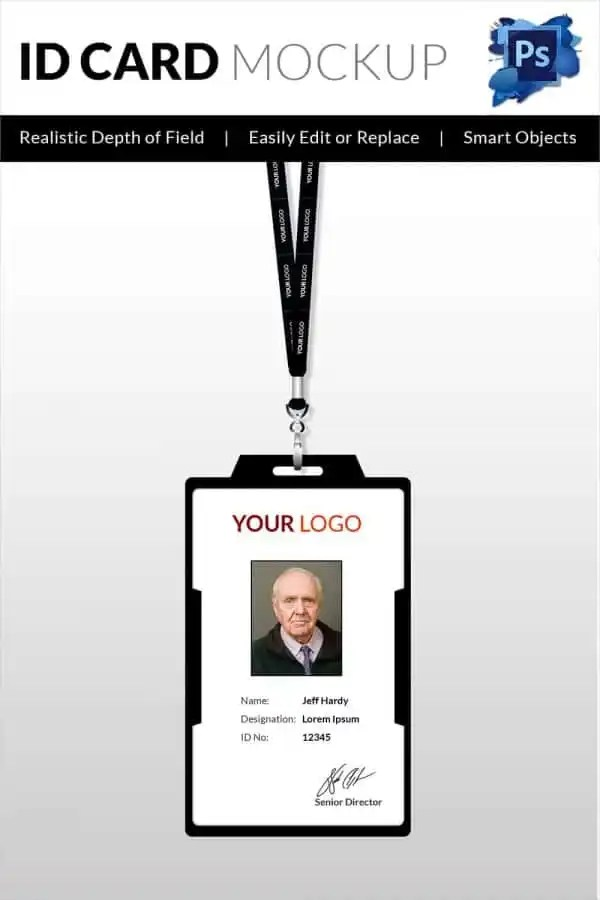 Us Military Id Card Template | Infocard.Co