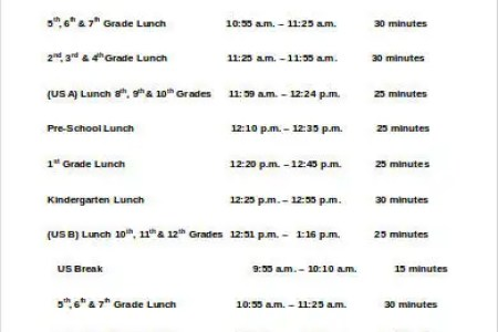 Free Templates 2018 School Lunch Calendar Template Free Templates
