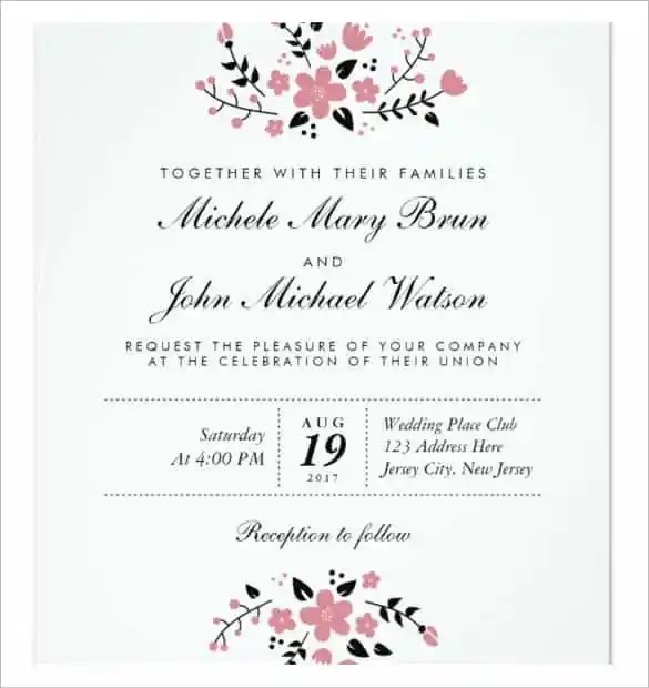 Make Baptism Invitations Online Free