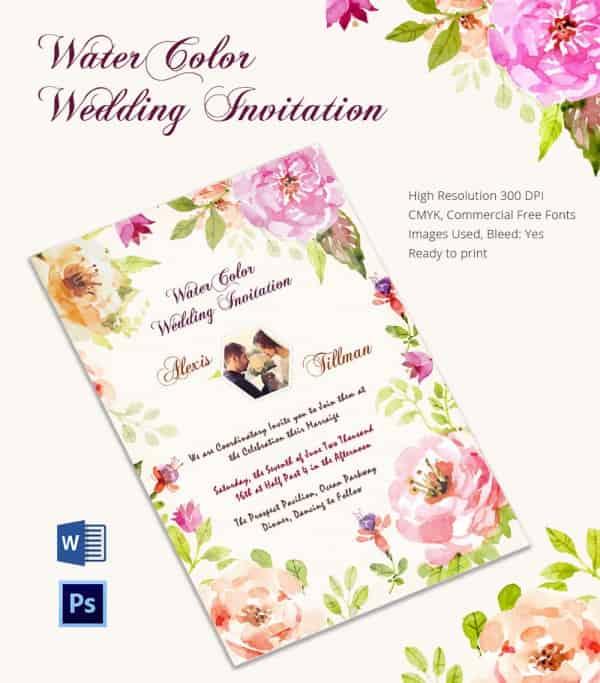 Tamil Wedding Invitation Templates Free – Free Printable Invitation Cards Templates