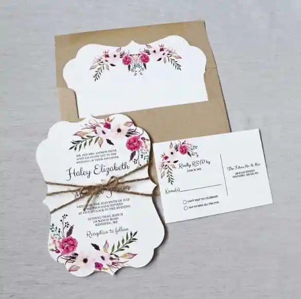 Able Wedding Invitations Reduxsquad Is Fascinating Ideas Which Can Be Applied Into Your