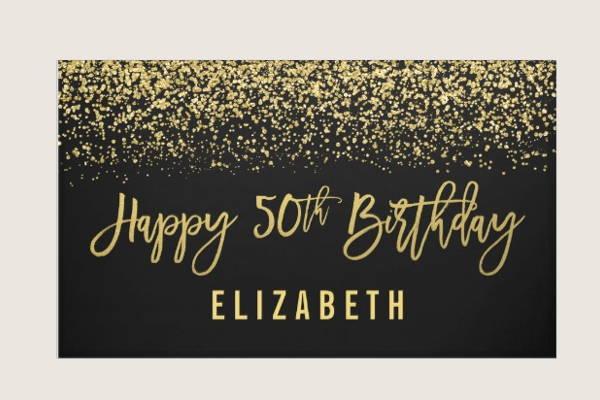 8 Outdoor Birthday Banner Designs Amp Templates Psd