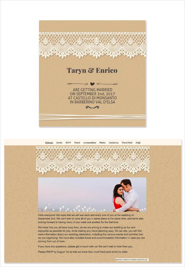 How To Make Wedding E Invitations Ideas Beauteous Appearance For Silverlininginvitations