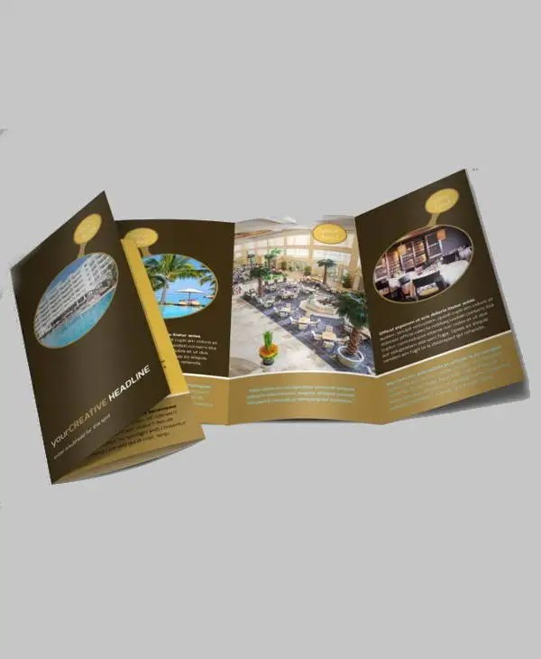 12 Corporate Hotel Brochures Designs Apple Pages Google Docs Publisher Free Amp Premium