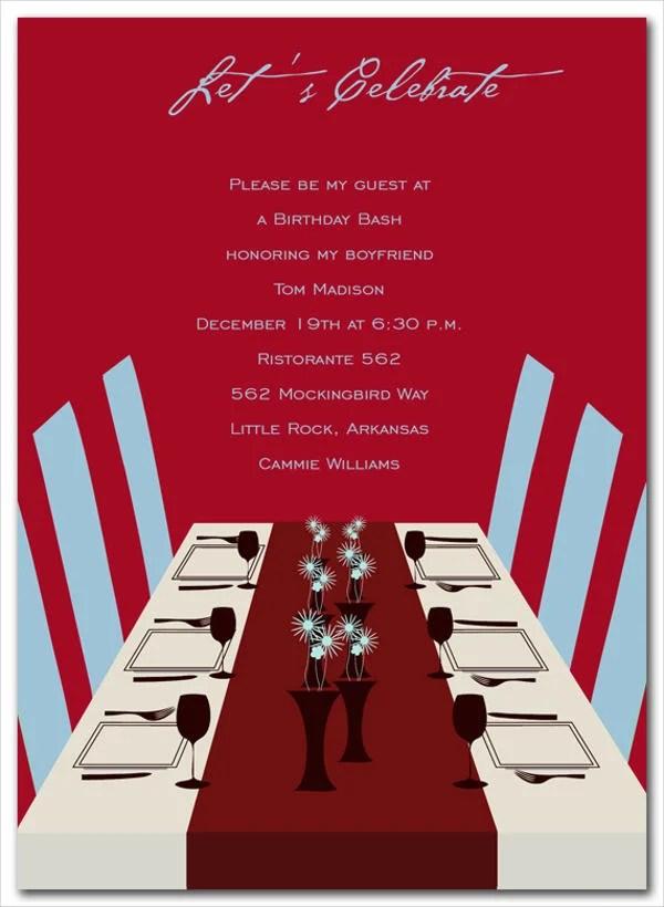 Invitation restaurant invitationjpg 8 business anniversary invitations designs templates free stopboris Images