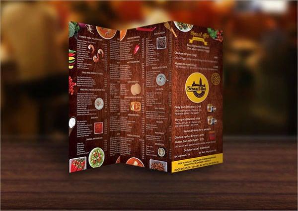 10 Hotel Menu Templates Ai Psd Docs Pages Free Amp Premium Templates