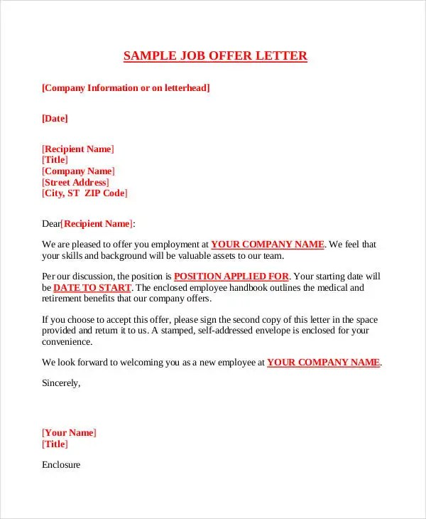 38 appointment letter templates in doc free u0026 premium appointment letter format with ctc waiting for offer letter waiting for offer letter appointment letter format spiritdancerdesigns Images