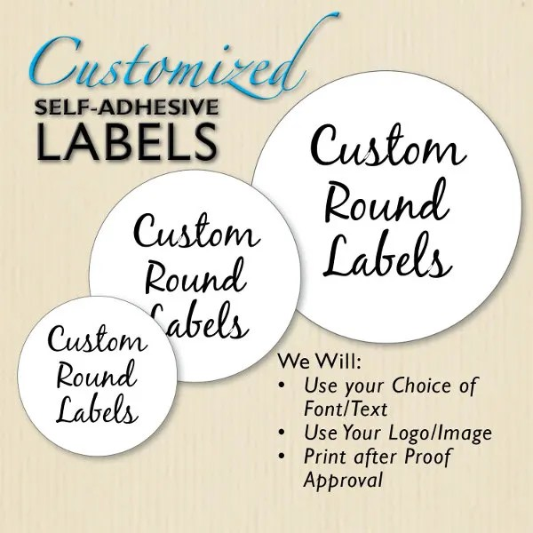 13 Round Product Label Templates Free Printable PSD Word PDF Format Download Free