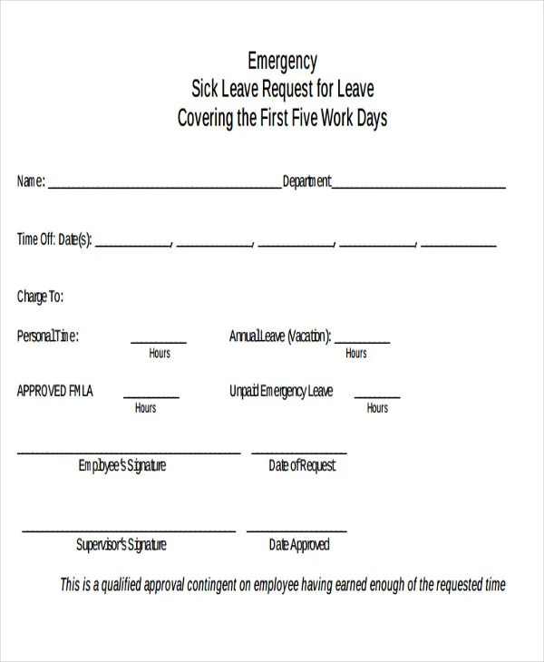 Doc10201320 Leave Application Template Leave Application Form – Request for Leave Template