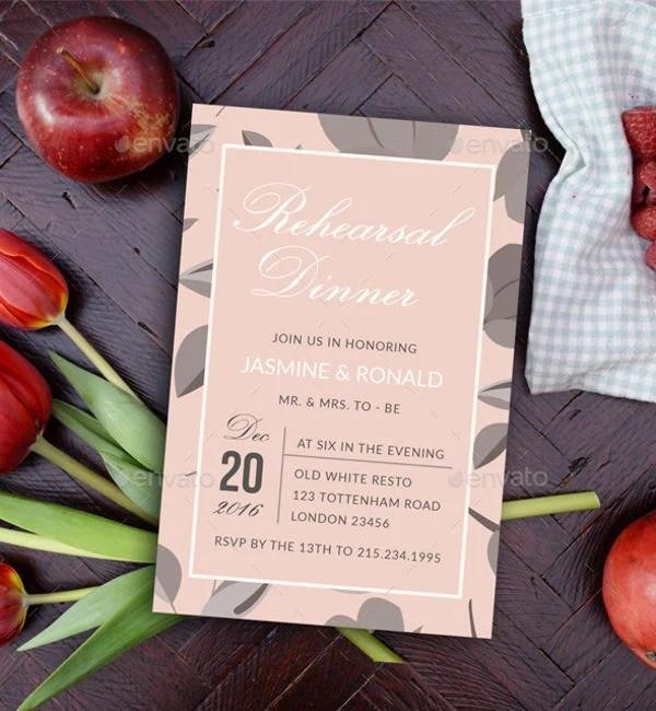 8 Annual Dinner Invitations JPG PSD Vector EPS AI