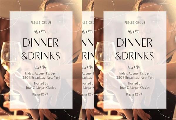 8 Annual Dinner Invitations JPG PSD Vector EPS AI Illustrator Free Amp Premium Templates