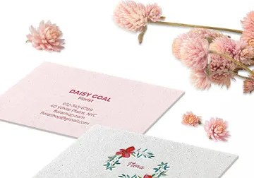 Grabs Full Pixels » 22  Floral Business Cards   Free   Premium Templates Soft Floral Business Card Photoshop Template