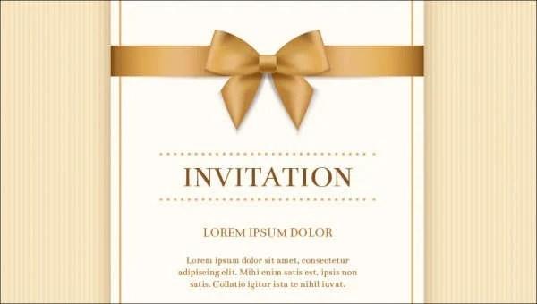 Wedding Invitation Templates Free Premium