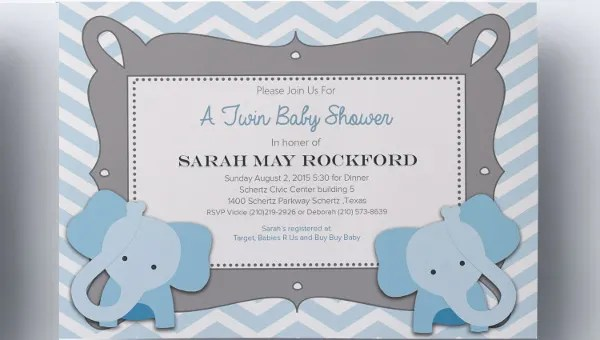 63 Unique Baby Shower Invitations
