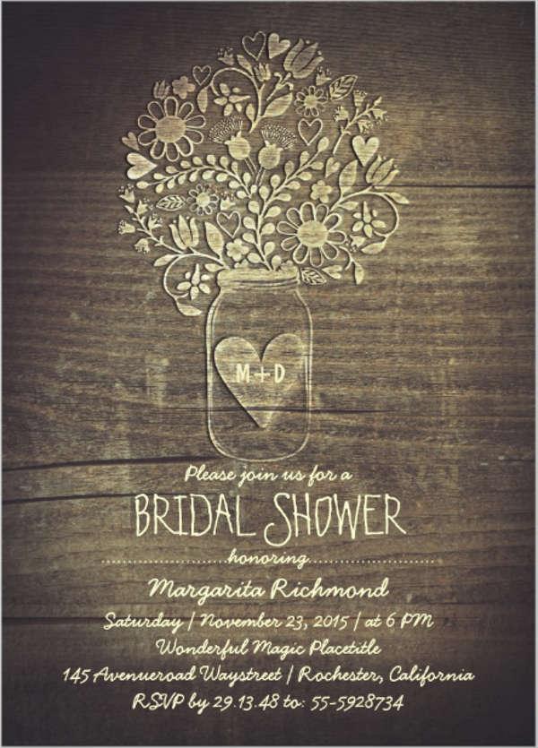 Bridal Shower Inviations