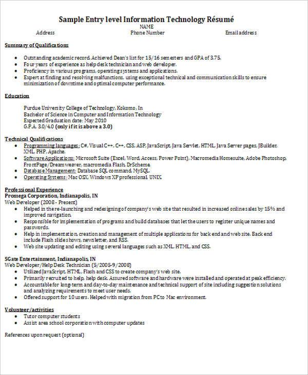 30 Fresher Resume Templates Pdf Doc Free Amp Premium