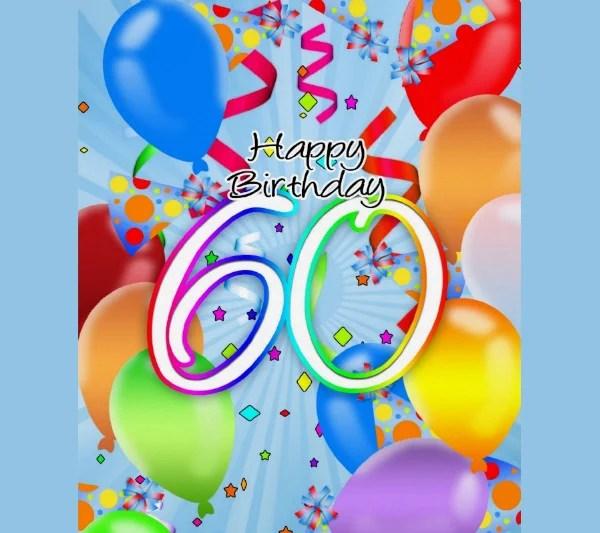 Funny 60th Birthday Card Printable Cards Free Premium Templates