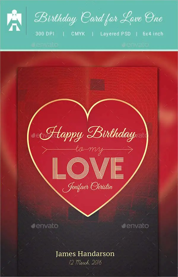 40 Birthday Card Designs Psd Ai Vector Eps Free