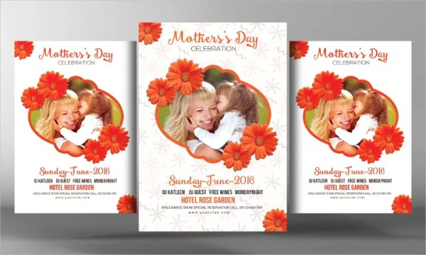 50+ Premium Mother's Day Templates- Flyer, Greeting cards ...