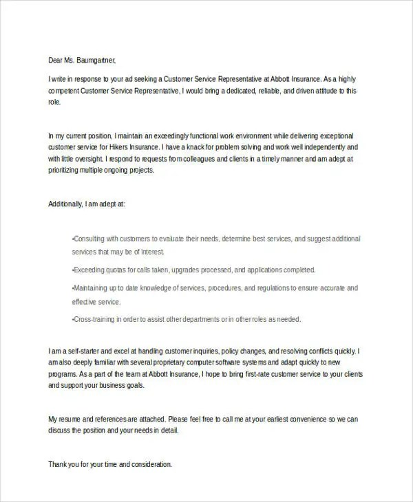 19 Job Application Letter Templates In Doc Free Amp Premium Templates