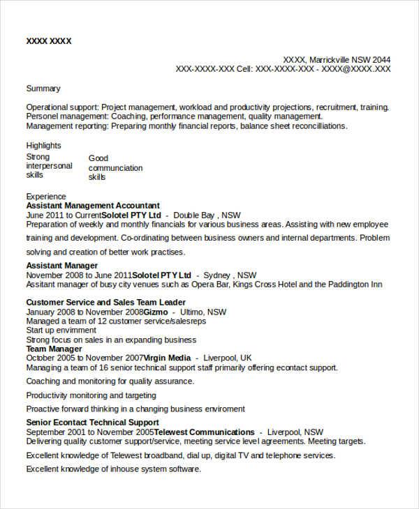 Cover Letter Sle Accountant Park Cl