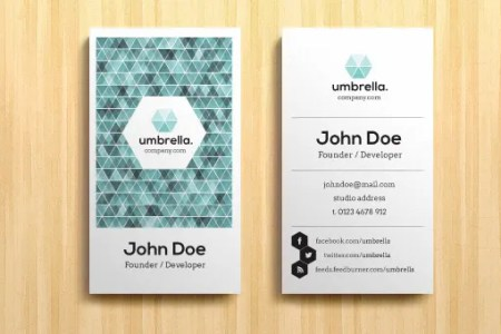 15  Business Card Designs   Templates   PSD  AI   Free   Premium     Graphic Design Business Card